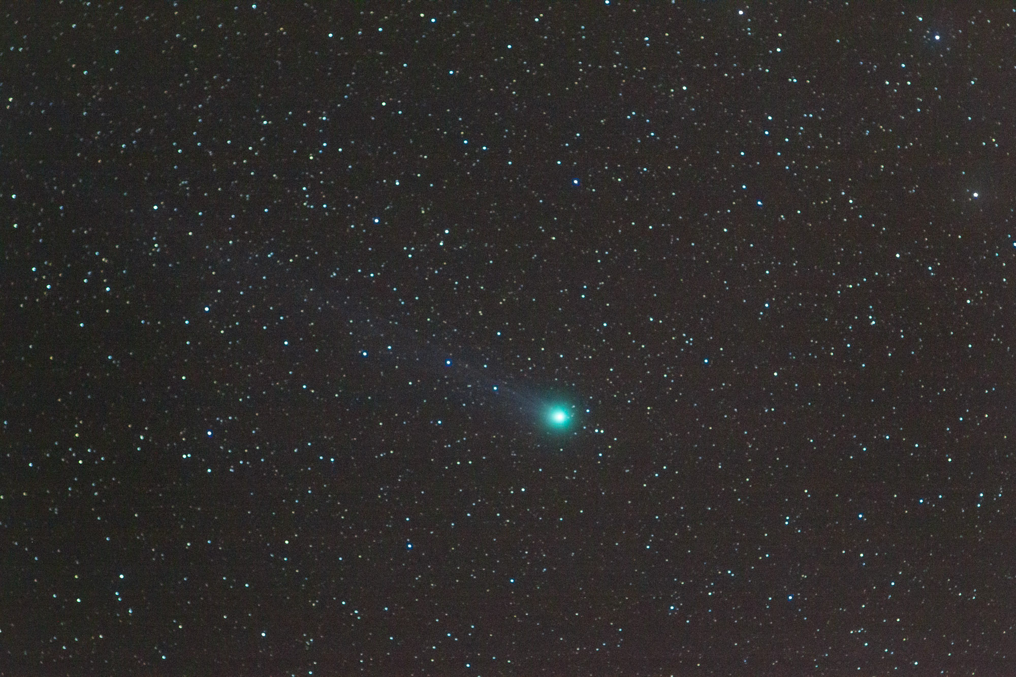 c2014 Q2 Lovejoy (DSLR)