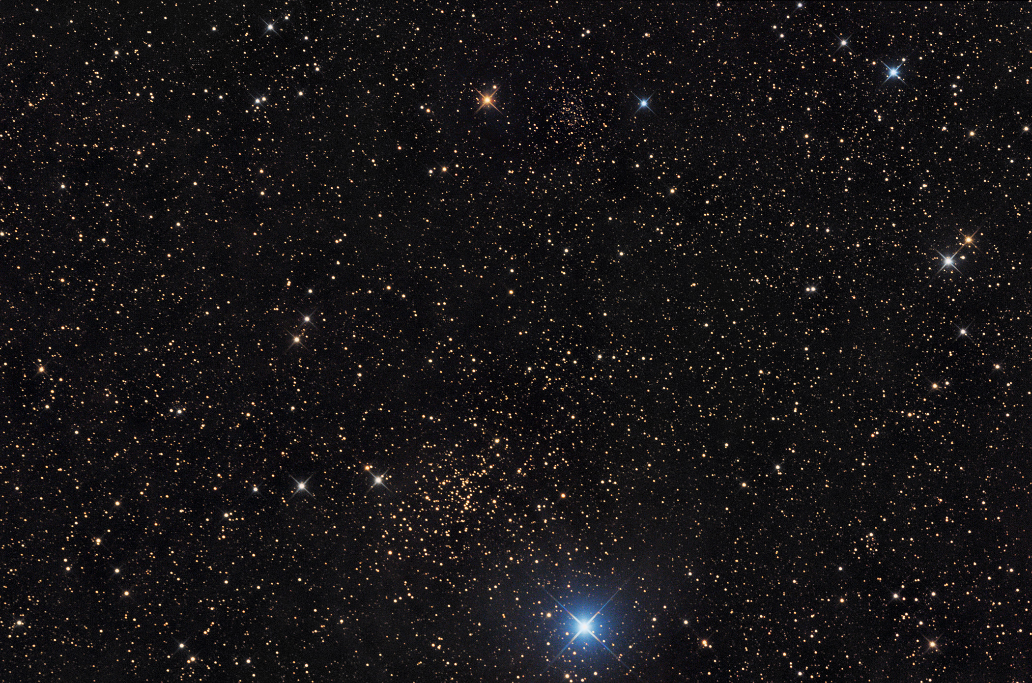 NGC 7762 Open Cluster
